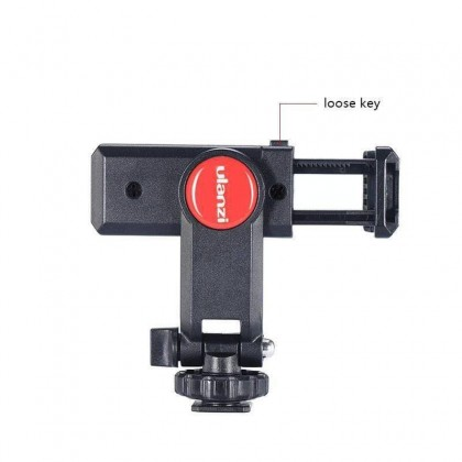 PREMIUM VLOG KIT FOR ANDROID MICROPHONE TRIPOD PHONE CLIP HOLDER FOR SMARTPHONE VLOG LIVE STUDIO VIDEO