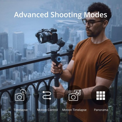 Moza Aircross 2 3 Axis Camera Gimbal Stabilizer