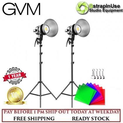 GVM P80S-2D 80W HIGH POWER LED LIGHTS 2 LIGHT KIT