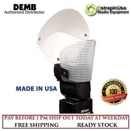 DEMB FLASH DIFFUSER PRO (SAUCER FLIP-IT MOD) ORIGINAL MADE IN USA