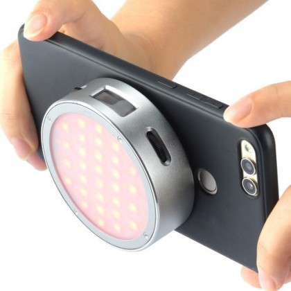 Godox R1 RGB LED light Portable Mini Pocket Fill Light Magnetic Photography lighting Dimmable Photo Video light
