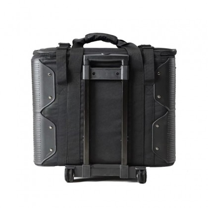 Godox CB-10 Roller Bag for Video Studio LED Light , Outdoor Shooting Draw-Bar Box Stuido Flash Carry Case