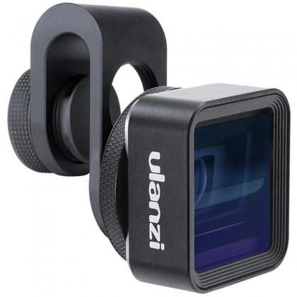 Ulanzi Anamorphic Lens for Smartphone 1.33X Wide Screen Video Widescreen Movie Video maker Filmmaker Universal Phone Len