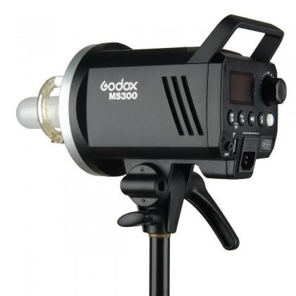 Godox MS300 300w Studio Strobe Single Light Kit