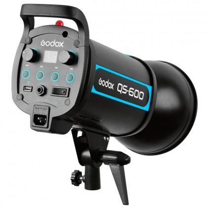 Godox QS600II 600W Studio Strobe Kit Free X2T Transmitter