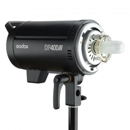 Godox DP400III 400W Single Light Kit 2.4G Built-in X System Studio Strobe Flash Light for Photography Lighting Flashlight