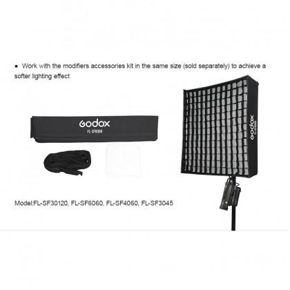 Godox FL150R 150W Flexible LED Video Light 3300-5600K Bi-color Foldable