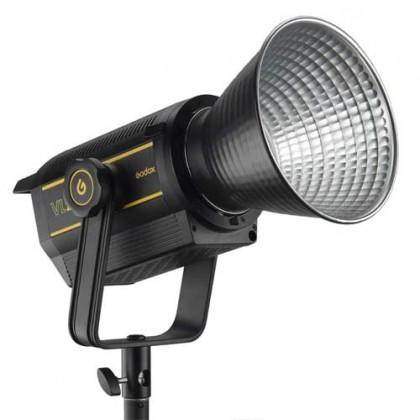 Godox VL200 VL-200 200W 5600K White Version LED Video Light Continuous Output Bowens Mount Studio Light APP Support