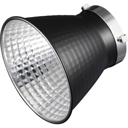 GODOX SL200W II 200W SINGLE Light Kit Bowens Mount Daylight Balanced Led Video Light, 74000lux@1m, CRI96+ TLCI97+,8 Pre-Programmed Lighting Effects, Ultra Silent Fan