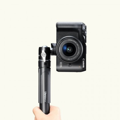 Ulanzi MT-14 Mini Tripod Stand with 1/4 Screw for DSLR Camera Portable Photography Smart Phone Vlog Microphone Extension Bracket