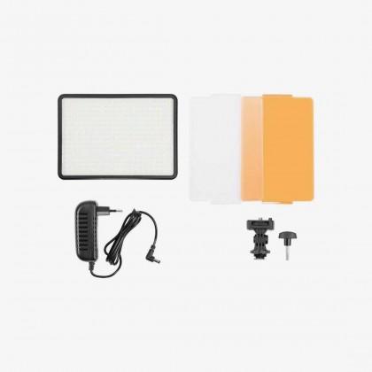 Newell LED320i 2 Light Kit LED Video Light 5500K with Built in 2x 4000mAh Battery