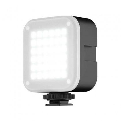Ulanzi U-Bright 2700-6500K LED Video Light Mini Vlog Light CRI95 Color Gel Lamp Mobile DSLR SLR Camera Vlog Light On Camera