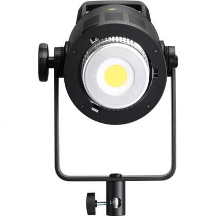GODOX SL150W II 150W ONLY Light Bowens Mount Daylight Balanced Led Video Light, 58000lux@1m, CRI96+ TLCI97+, 8 Pre-Programmed Lighting Effects, Ultra Silent Fan