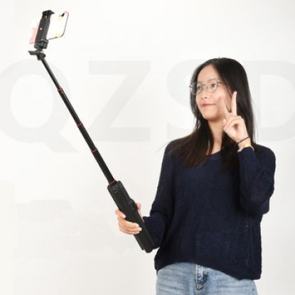 Beike QZSD ZP100 Tripod and Monopod for Smartphone & Compact Camera FREE Smartphone Holder