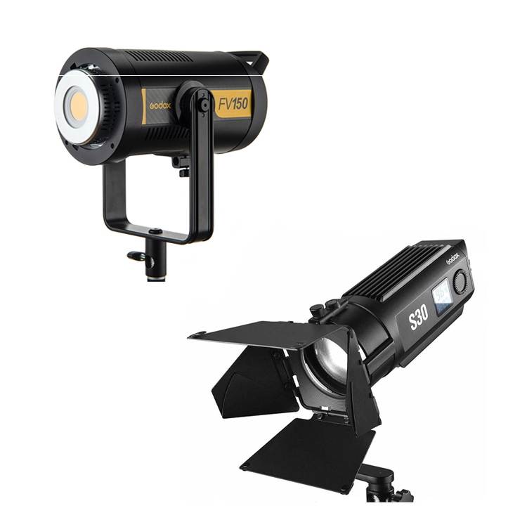 Continuous Photo & Video Lights