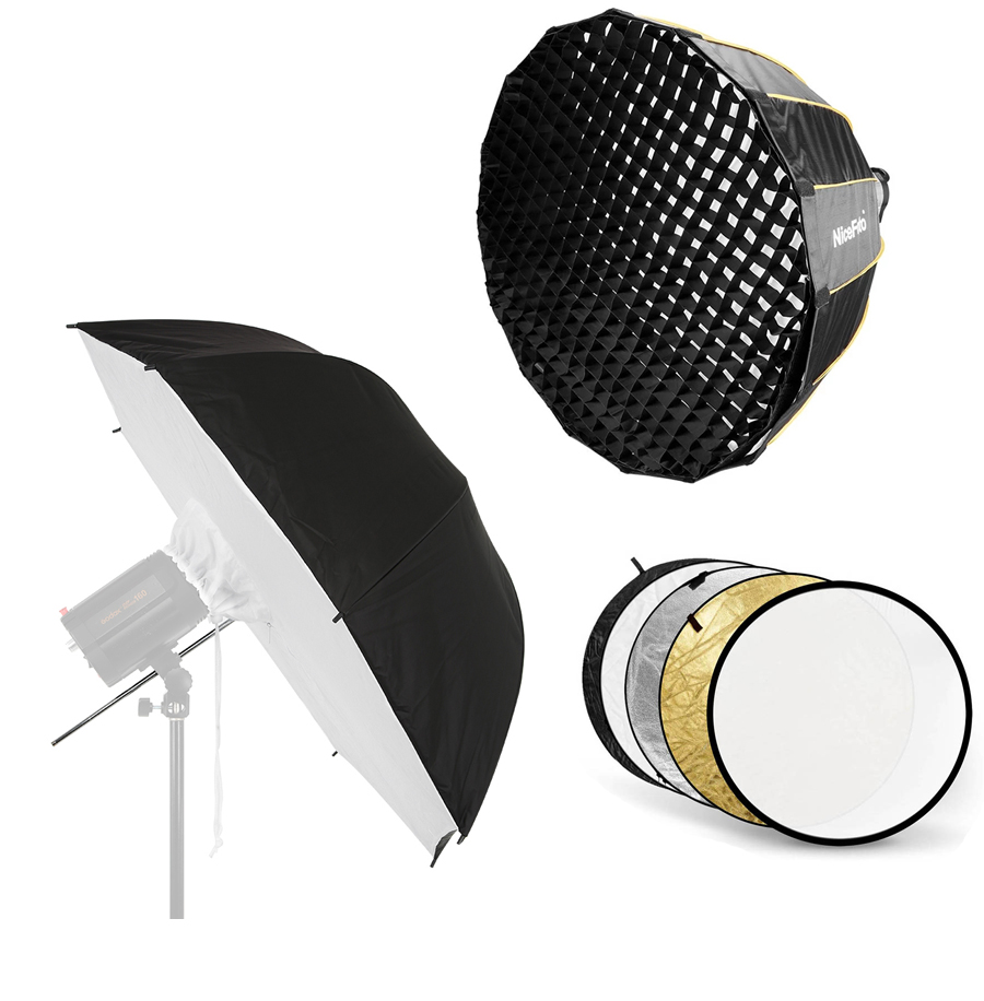 Studio Light Modifiers